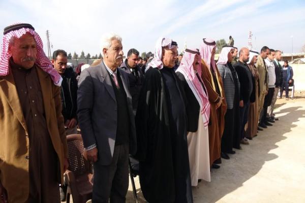 حزب سوريا المستقبل يفتتح مكتباً له في ناحية تل حميس
