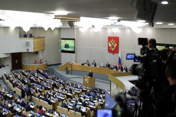 البرلمان الروسي يمدد معاهدة