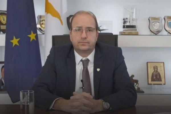 وزير الدفاع القبرصي: تركيا تشكل خطرًا دائمًا على أمن قبرص