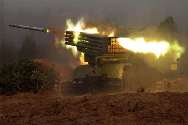 قوات الحكومة تقصف محيط نقطة تركية في ريف إدلب