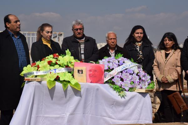 استذكار الشاعر محمد علي حسو في ذكرى وفاته السادسة