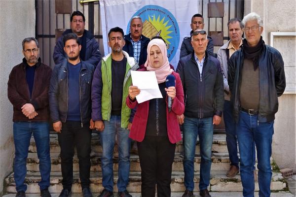 'الزيارة مسمار في نعش الحركة الكردية والتاريخ لن يرحم أحدًا'