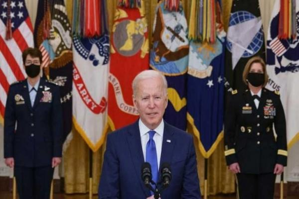في اليوم العالمي للمرأة.. بايدن يعيّن ضابطتين على رأس اثنتين من القيادات العسكرية الأميركية