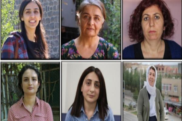 اعتقال 11 ناشطة في آمد بباكور كردستان