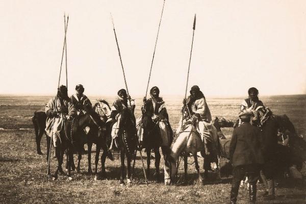 البدو.. تاريخ نضالي حافل ضد العثمانيين وأحفادهم من الأتراك