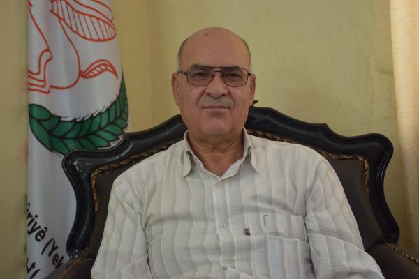 مشايخ يرى أن الكرد بحاجة للوحدة الوطنية لردع تركيا عن سياساتها العدائية