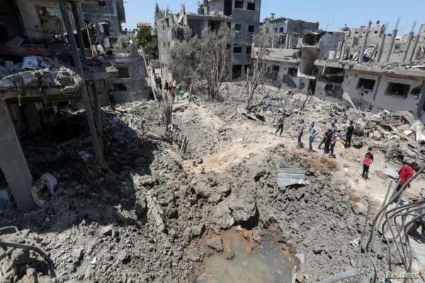 الأمم المتحدة تحذر من أزمة لا يمكن السيطرة عليها بسبب التصعيد في غزة