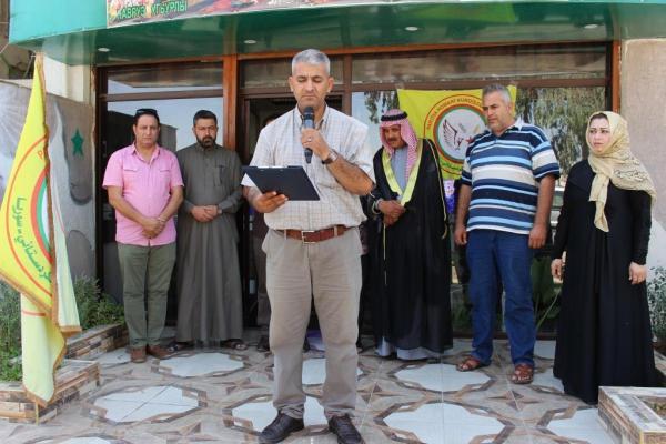 حزب سياسي: دمشق تصرف الأنظار عن تقصيرها باستهداف الإدارة الذاتية