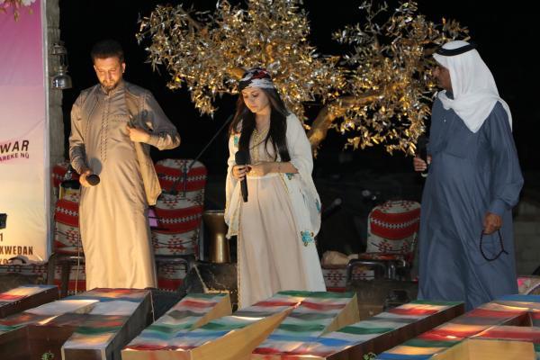 فنانون من الرقة: آلام مهجّري عفرين تحوّلت إلى شرارة لإحياء التراث الكردي
