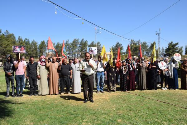 دعوات من عوائل الشهداء لسلطات باشور بالكشف عن ملابسات اغتيال ياسين بولوت