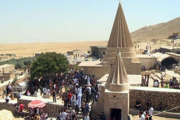 حقوقي إيزيدي يحذر الإيزيديين من الوقوع في فخ PDK والتصويت له في الانتخابات النيابية