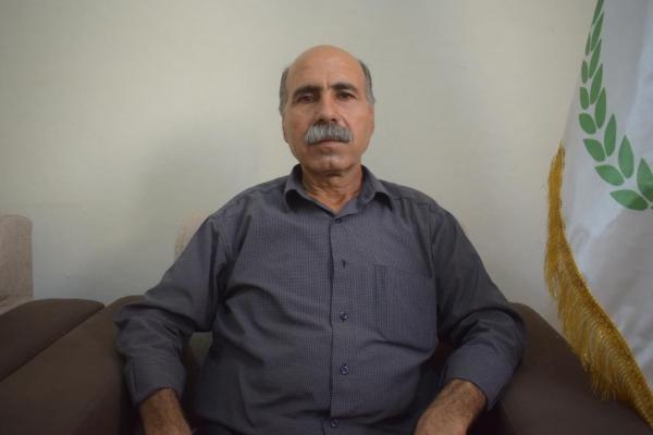 شيخ أحمد حمو يدعو الشعب