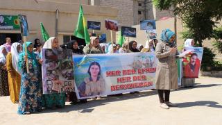 بيانين منفصلين ومطالبة العالم بالتحرك لوقف ممارسات تركيا الإرهابية
