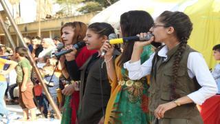 احتفالية في كري سبي بمناسبة مرور 3 أعوام على تحرير المدينة