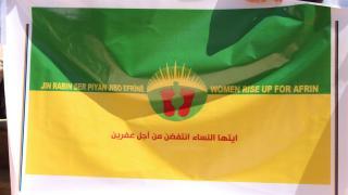 النساء يطالبن بتشكيل لجنة تقصي الحقائق في عفرين