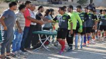 مباراة ودية في كوباني ضمن فعاليات الاحتفال بذكرى ثورة 19 تموز