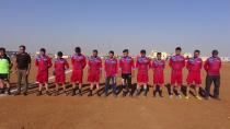 افتتاح دوري لكرة القدم على مستوى الشهباء