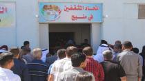 افتتاح مركز لاتحاد المثقفين ومكتبة مركزية في منبج