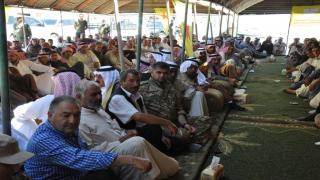 مجلس سوريا الديمقراطية يجتمع بشيوخ العشائر العربية