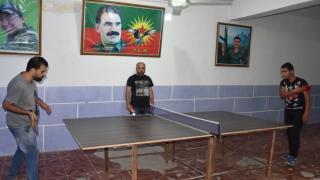 فعاليات رياضية في حي الشيخ مقصود تحت اسم دوري الشهيد كرزان