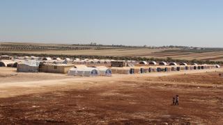 المنظمات الأممية لا تقدم دعما لمخيم الشهباء وسط نقص حاد في أغذية الأطفال