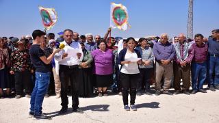 اتحاد الإيزيديين: على حكومة الإقليم والعراق تحديد موقفهم من الهجوم التركي