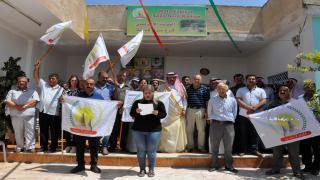 افتتاح فرع للبيت الإيزيدي في سري كانيه