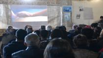 عرض 20 فيلماً في مخيم سردم