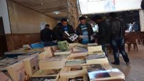 المعرض المتنقل للكتاب يحط الرحال في الحسكة
