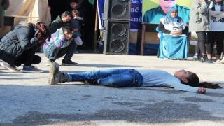 انتهاء فعاليات الإضراب عن الطعام في كوباني