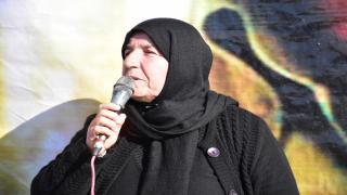 نساء عفرين في الشهباء يواصلن الإضراب مطالبات بإنهاء العزلة