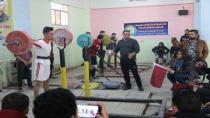 نادي منبج يتوج ببطولة ألعاب القوى