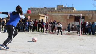 بطولة كرة القدم للشابات تختتم بتكريم الفرق الفائزة