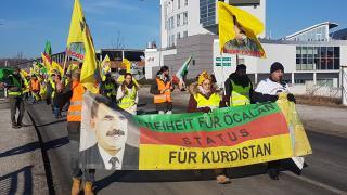 مظاهرات تعم روج آفا وأوروبا تنديداً بالمؤامرة الدولية