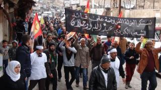 الكرد في دمشق ينددون بالمؤامرة الدولية ويطالبون برفع العزلة