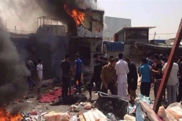 2 suicide bombings in Baghdad