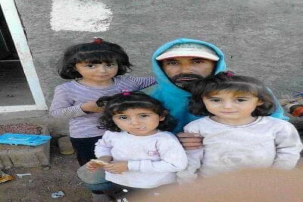 Occupation army kills a father of four children in brutal manner