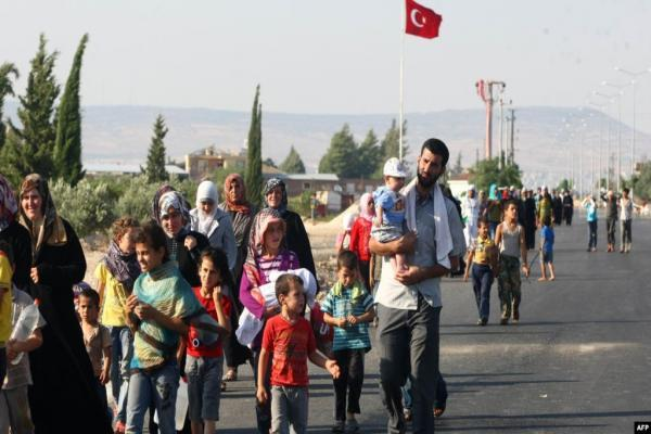 Turkey deports Syrian refugees forcibly to occupied areas