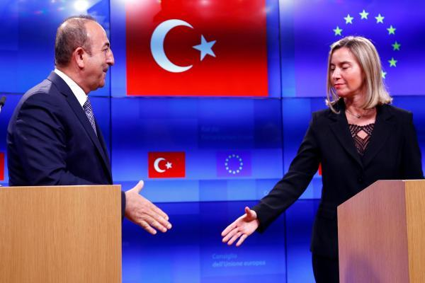The Middle East Eye :Is Turkey heading for a cold war with the EU?