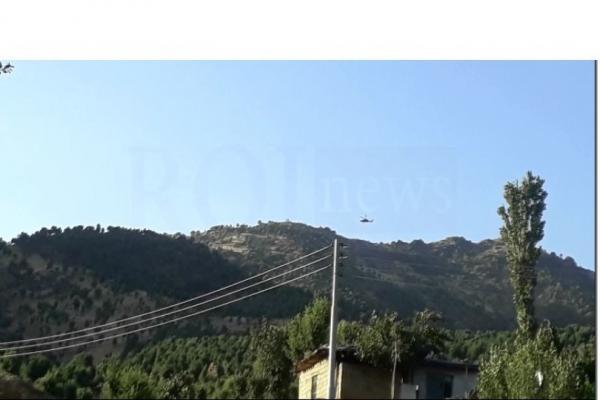 Türk devleti Xelifan ve Siran köylerine saldırdı