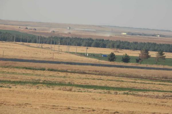 ANHA monitors Turkish occupation forces' move on GIRÊ SPî border