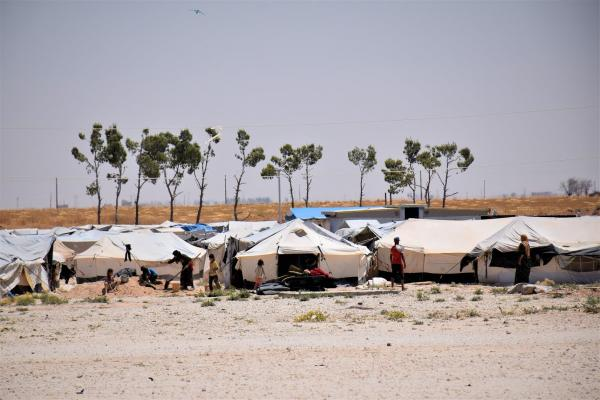 Mebrooka Camp … A shelter for Deir ez-Zor's displaced