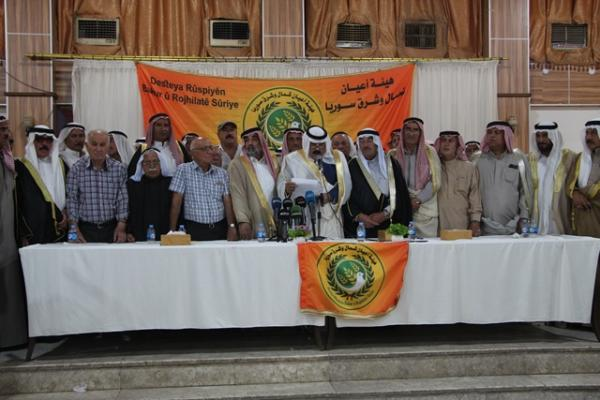 Dialogue forum for elders, notables of al-Jazeera Region stressed on serious dialogue to resolve Syrian crisis