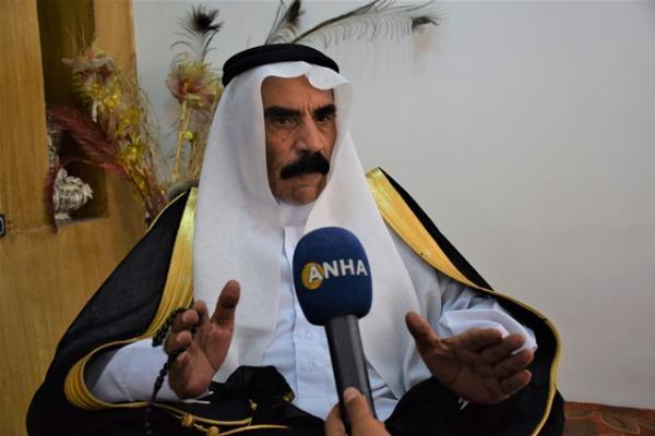 Sheikh of al-Naeem clan: Turkey targets area that extends from Aleppo to Mosul