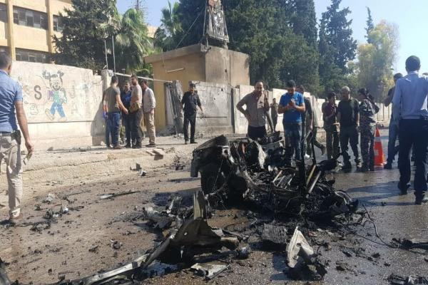 Daesh claims responsibility for Qamishlo explosion
