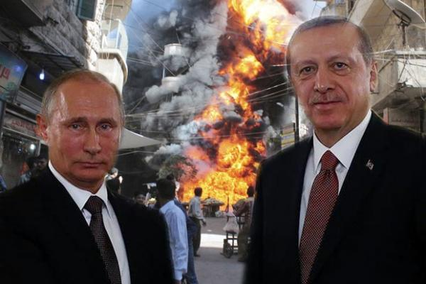 US magazine: Dispute escalates between Russians, Turks, in Syrian Idlib