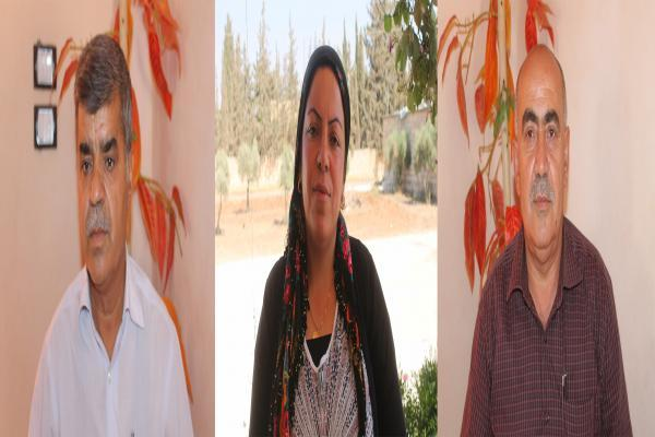 Martyrs' families: We cannot live without home land, we struggle in confrontation occupation