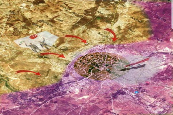 Sources: Jabhat al-Nusra preparing to attack Aleppo city center