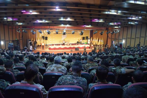 Annual general meeting of SDF formations initiated