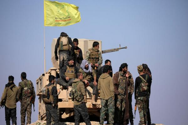 SDF from local force to international forums